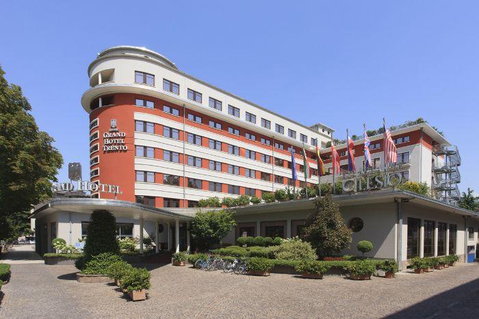 Grand Hotel Trento Trient