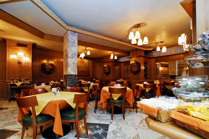 Hotel Grifone in Florence - Restaurant