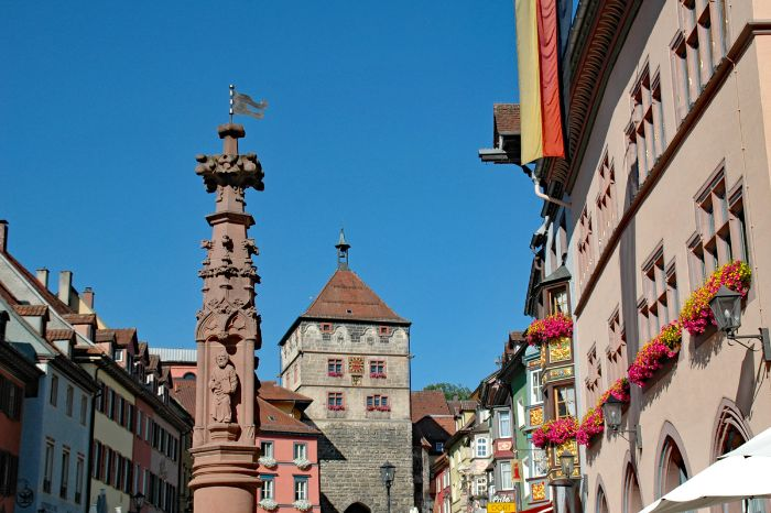 Historic centre of Rottweil