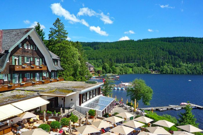 Gasthaus am Titisee