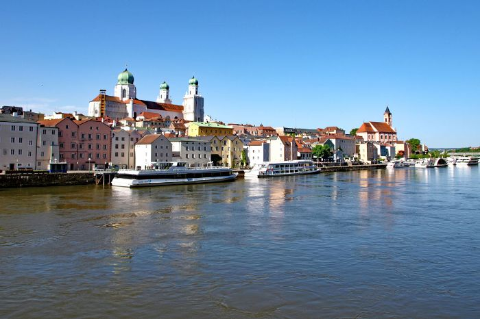 Town of Passau, Bike & Boat