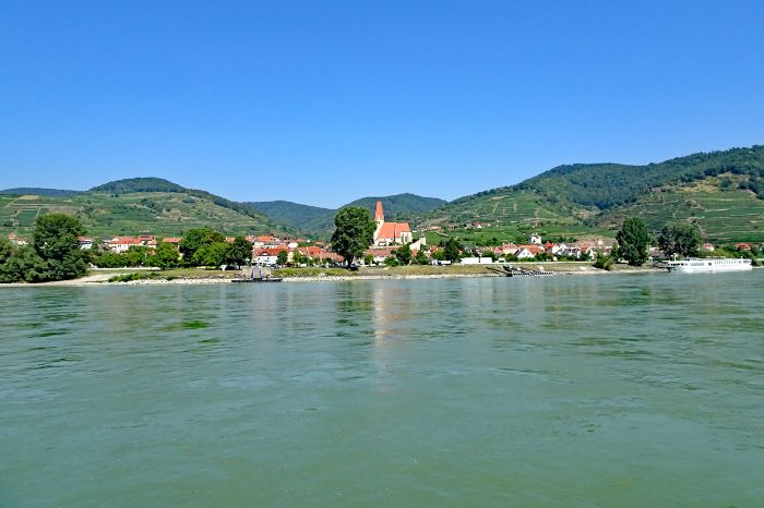 Weissenkirchen on the Danube