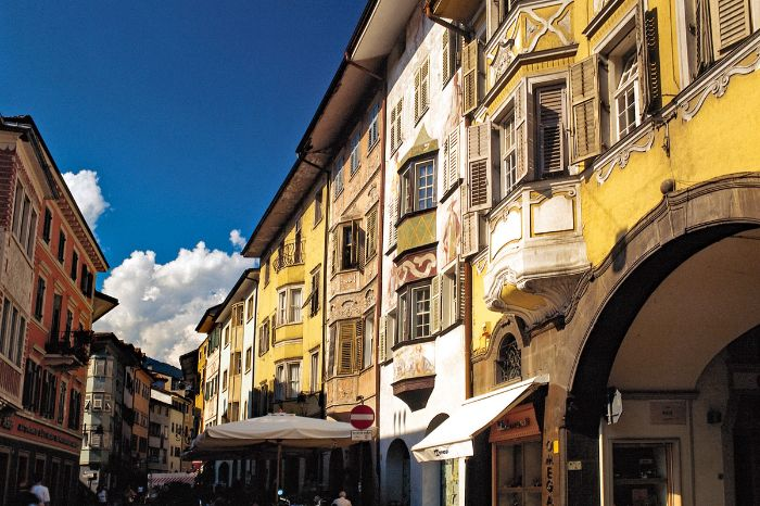 Historic centre of Bolzano