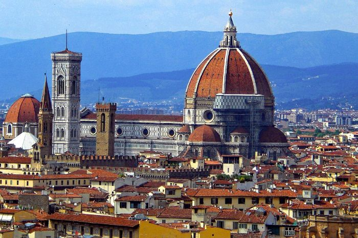 Cathedral Santa Maria in Florence