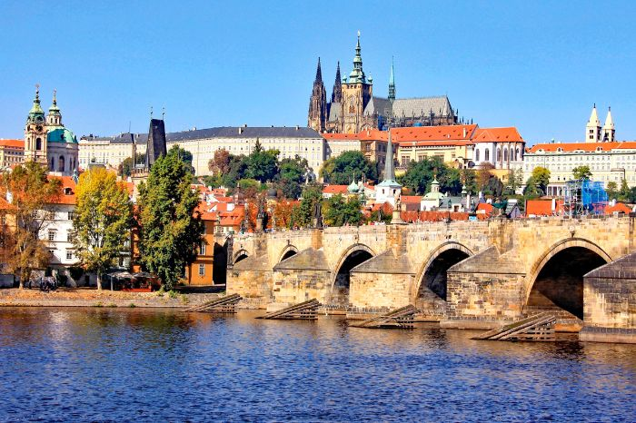 Prague, Charles Bridge