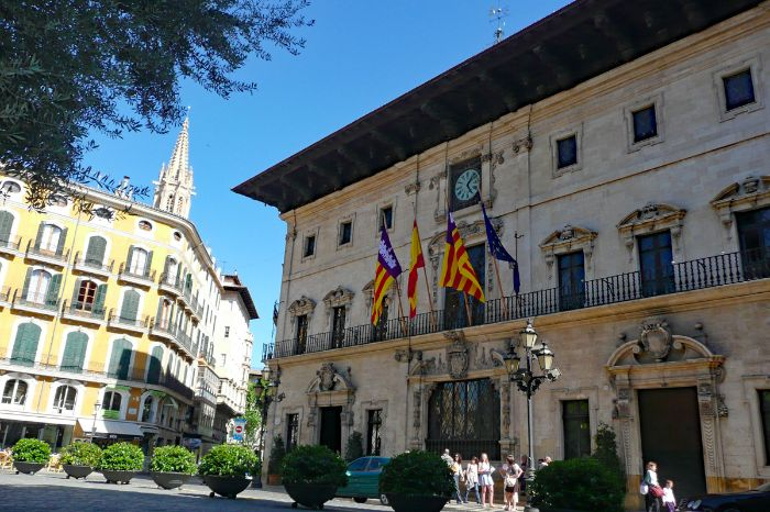 Town hall of Palma