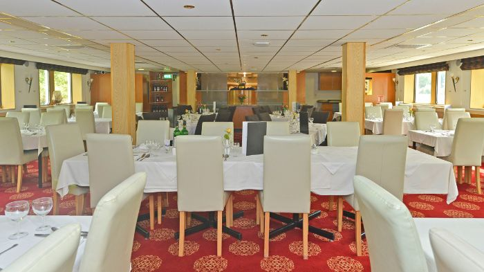 MS Normandie - Restaurant