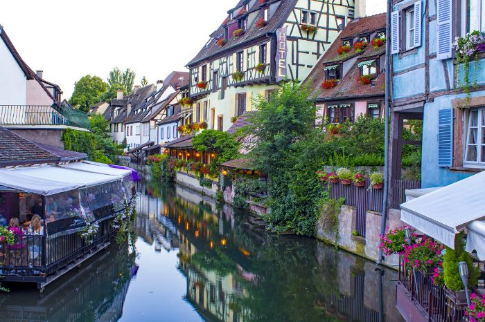The small Venice Colmar