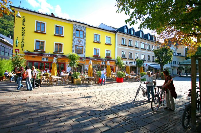 Hauptplatz in Schladming